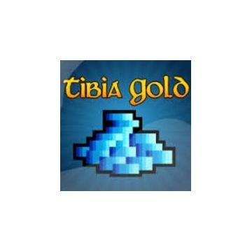 Tibia GUNZODUS.NET 50KK 5000CC Tibia CC
