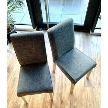 krzesła biurowe do pokoju /salonu 2 sztuki Wrocław
