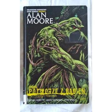 Saga o Potworze z Bagien Alan Moore