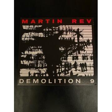 Martin Rev - Demolition 9 SUICIDE
