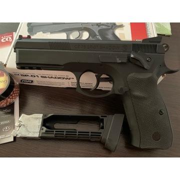 Pistolet wiatrówka CZ SP-01 Shadow