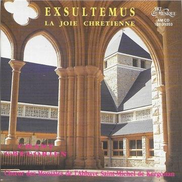 Choeur des Moniales de l'abbaye... - Exultemus CD