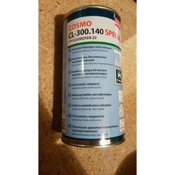 Cosmofen 20 środek czyszczący do okien PCV  1 Litr