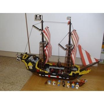 LEGO 6285 BARRACUDA 1989