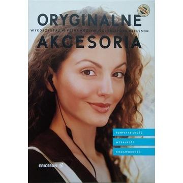 Ericsson GF788 GA628 GH688 katalog 1997 PL idealny