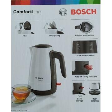 Czajnik BOSCH TWK 6A011 ComfortLine 1,7 L 2400 W