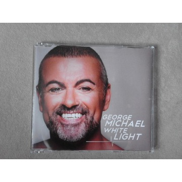 George Michael-White light, Cd singiel