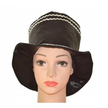 Kapelusz czarny kapelusz urodziny