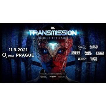 2 Bilety regularne na festival Transmission