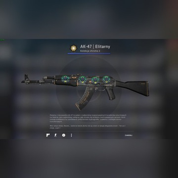 AK-47 Elitarny Elite Build Field-Tested 3/5