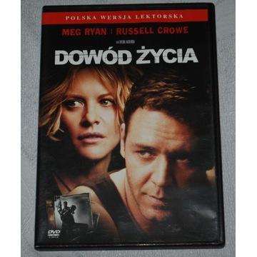 Dowód Życia DVD