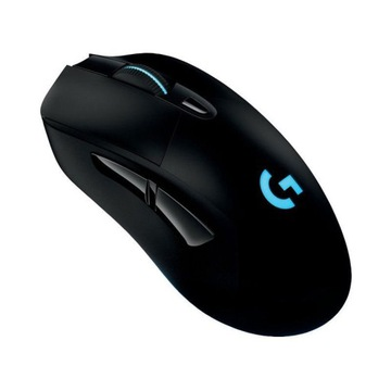 Mysz Logitech G703 czarna PC gaming