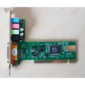 karta dżwiękowa PCI cmi8738