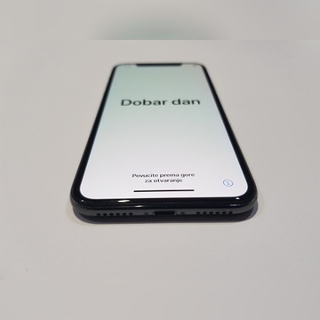 Apple iPhone X 64GB Space Grey Bez Blokady iCloud
