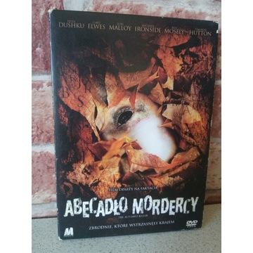 Abecadło Mordercy dvd