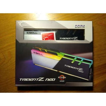 G.Skill DDR4 16GB 3600MHz TridentZ Neo CL16 2x8GB