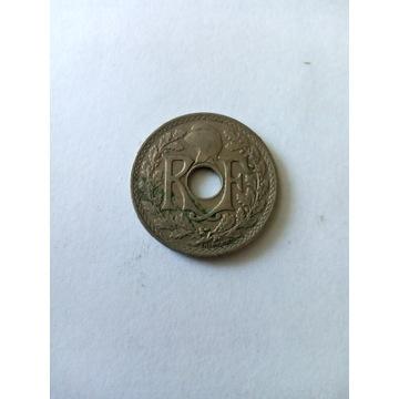 25 centymów 1930 Francja