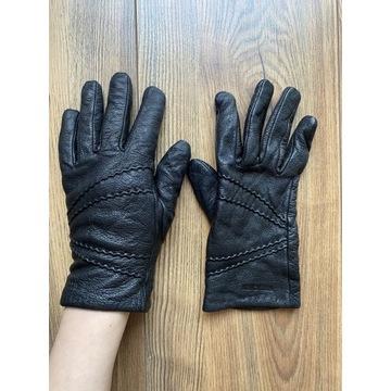Rękawiczki skórzane, Wittchen, S, 6,5