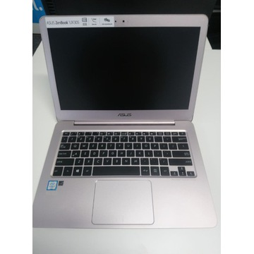 Ultrabook Asus zenbook uszkodzony