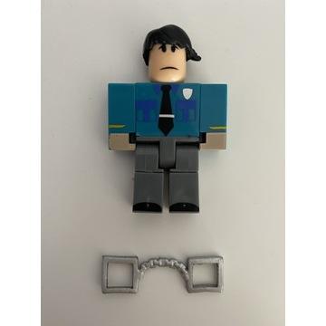 Roblox figurka z kajdankami z gry JAIL BREAK