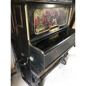 Szafa grająca pianino mechaniczne