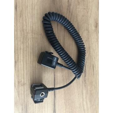Przewód TTL Nikon SC-28A spirala