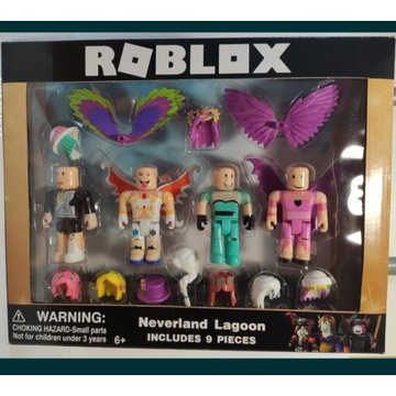 Roblox Zestaw Figurek