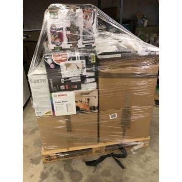 Pakiet różnych akcesoriów HOME MIX !!! 153 szt