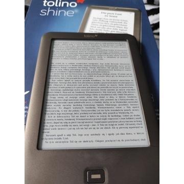 Czytnik ebook TOLINO sprawny