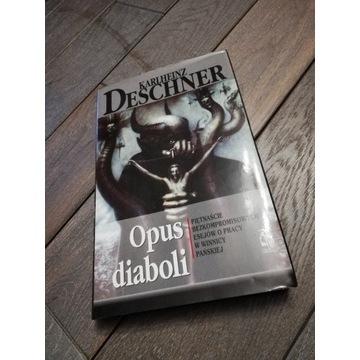 """Karlheinz Deschner """"Opus diaboli"""""""