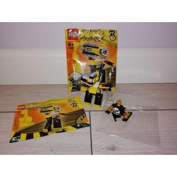 Lego Mixels 41547 Seria 6 WUZZO. OPIS.