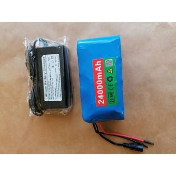 Akumulator do roweru 24V 7S3P 29.4V 24000Ah E-BICE