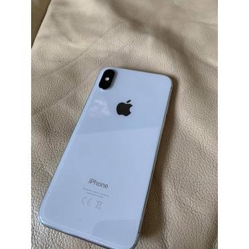 iPhone X 64 GB Zadbany bez wad Używany