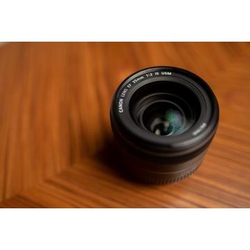 Obiektyw Canon 35mm 2.0 IS