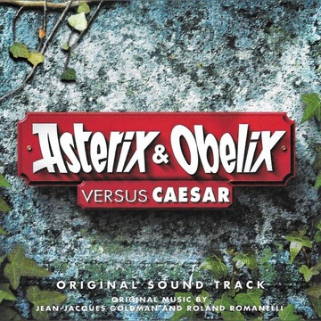 Asterix & Obelix Versus Caesar - Soundtrack - CD