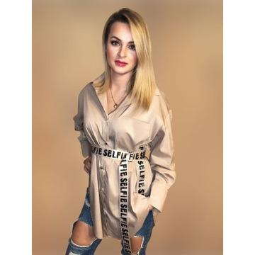 Koszula długa, tunika