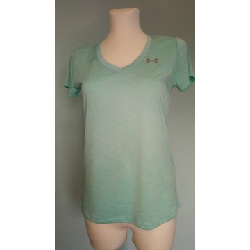 Okazja!! T-shirt fitness UNDER ARMOUR r.XS