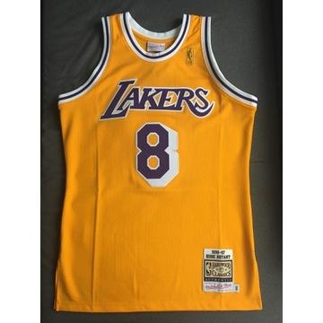 Kobe Bryant Authentic Jersey Mitchell Lakers NBA