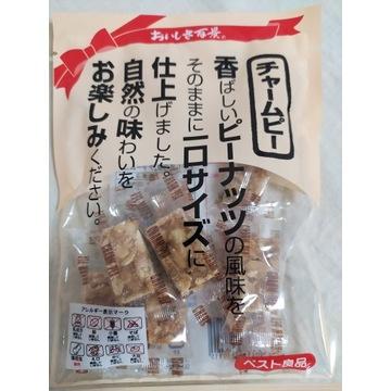 5xChiamupi japonski delikates z orzeszkow ziemnych