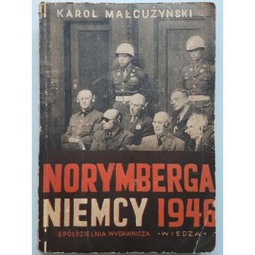 NORYMBERGA NIEMCY 1946 + GRATIS
