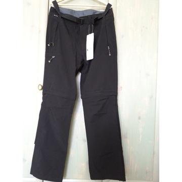 4F, Spodnie trekkingowe 2w1 męskie T4L15.SPMC002
