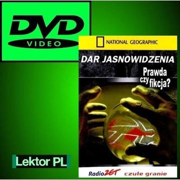 DAR JASNOWIDZENIA [DVD] [keep case] NOWE
