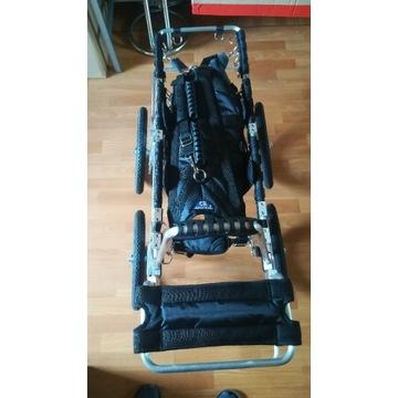 Profesjonaly wózek inwalidzki dla psa - Admirał