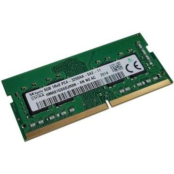 8GB HYNIX PC4 3200AA 1Rx8 Pamięć RAM