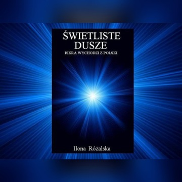 Książka Świetliste Dusze + dedykacja od autorki