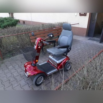 motorek inwalidzki