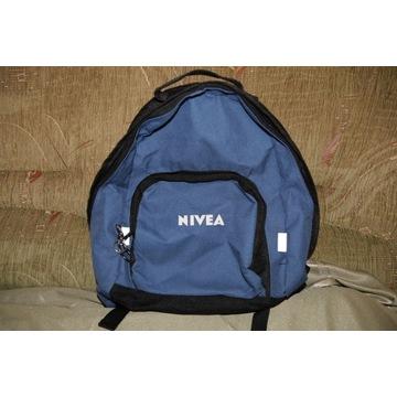 Nowy plecak turystyczny granatowy niebieski 15 l