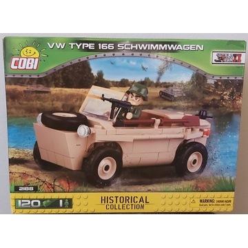 COBI 2188 VW TYPE 166 SCHWIMMWAGEN