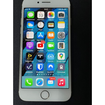 iPhone7 128GB - IGŁA oryginalny komplet + futerały
