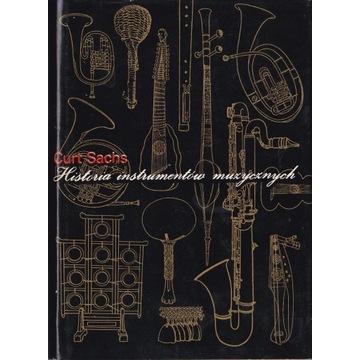 Historia instrumentów muzycznych – Curt Sachs